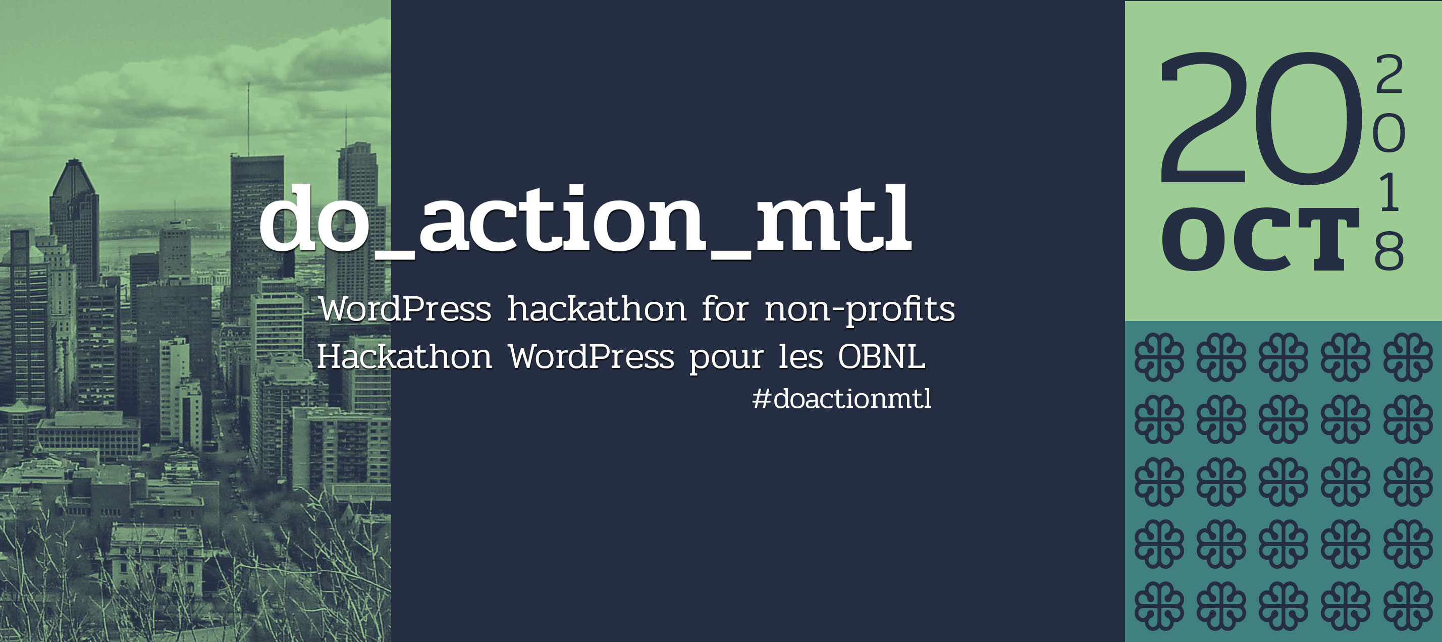 do_action_mtl happening on 20 October