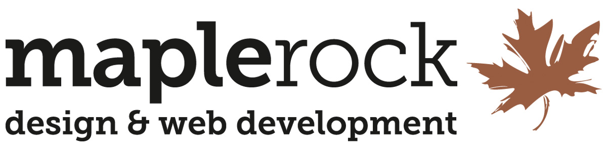 Maple Rock Design & Web Development